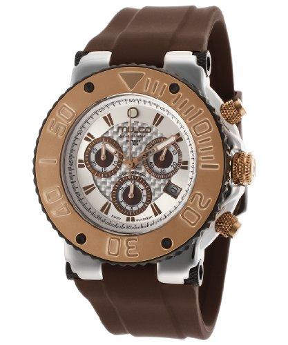 マルコ 腕時計 メンズ MW3-70601-031 【送料無料】Mulco Bluemarine Chronograph Unisex Watchマルコ 腕時計 メンズ MW3-70601-031