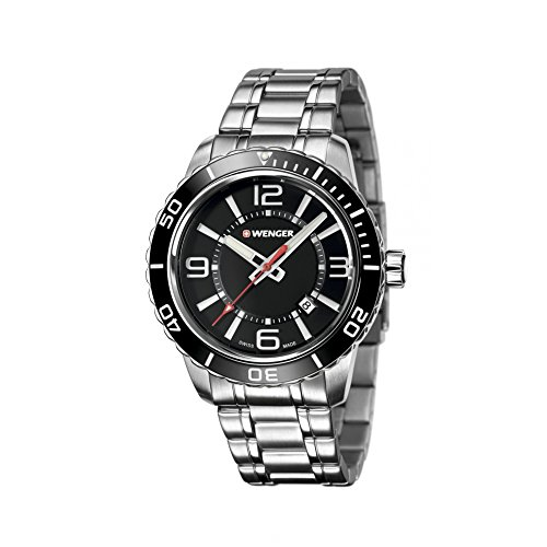 ウェンガー スイス アーミーナイフ メンズ 腕時計 ROADSTER Men's watches 01.0851.118ウェンガー スイス アーミーナイフ メンズ 腕時計
