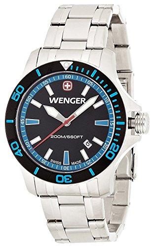 ウェンガー スイス アーミーナイフ メンズ 腕時計 WENGER watch Seaforth 01.0641.106 Men's [regular imported goods]ウェンガー スイス アーミーナイフ メンズ 腕時計