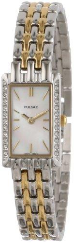 パルサー SEIKO セイコー 腕時計 レディース PEGE77 Pulsar Women's PEGE77 Crystal Jewelry Watchパルサー SEIKO セイコー 腕時計 レディース PEGE77