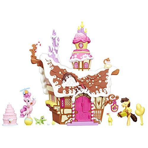 マイリトルポニー ハズブロ hasbro、おしゃれなポニー かわいいポニー ゆめかわいい B3594 My Little Pony Friendship Is Magic Collection Pinkie Pie Sweet Shoppeマイリトルポニー ハズブロ hasbro、おしゃれなポニー かわいいポニー ゆめかわいい B3594