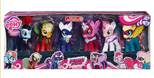 マイリトルポニー ハズブロ hasbro、おしゃれなポニー かわいいポニー ゆめかわいい My Little Pony 6