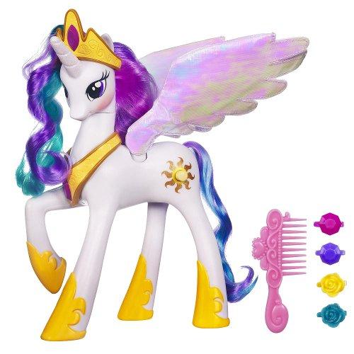 マイリトルポニー ハズブロ hasbro、おしゃれなポニー かわいいポニー ゆめかわいい 【送料無料】My Little Pony Princess Celestia Collector Series (White)マイリトルポニー ハズブロ hasbro、おしゃれなポニー かわいいポニー ゆめかわいい
