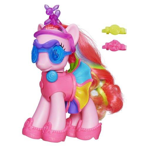 マイリトルポニー ハズブロ hasbro、おしゃれなポニー かわいいポニー ゆめかわいい A8828000 My Little Pony Fashion Style Pinkie Pie Figureマイリトルポニー ハズブロ hasbro、おしゃれなポニー かわいいポニー ゆめかわいい A8828000