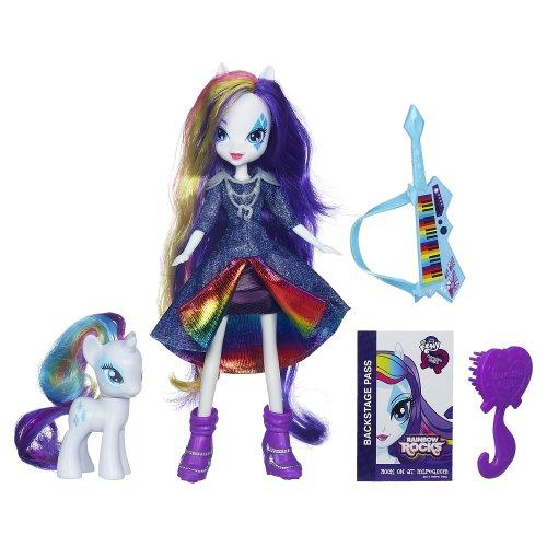 マイリトルポニー ハズブロ hasbro、おしゃれなポニー かわいいポニー ゆめかわいい A6776000 【送料無料】My Little Pony Equestria Girls Rarity Doll and Pony Setマイリトルポニー ハズブロ hasbro、おしゃれなポニー かわいいポニー ゆめかわいい A6776000