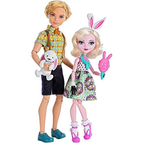 エバーアフターハイ 人形 ドール Ever After High Carnival Date Doll 2-Pack - Bunny Blanc and Alistair Wonderlandエバーアフターハイ 人形 ドール
