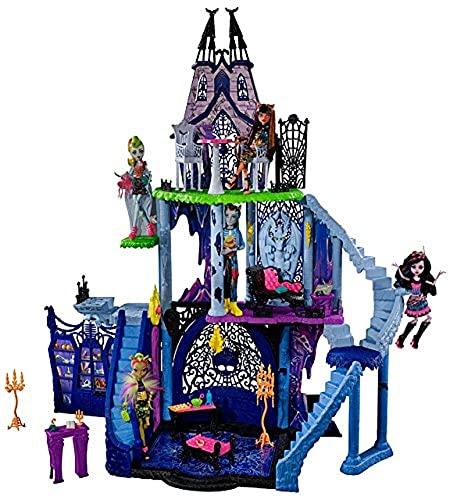 モンスターハイ 人形 ドール BJR18 【送料無料】Monster High Freaky Fusion Catacombs Playsetモンスターハイ 人形 ドール BJR18