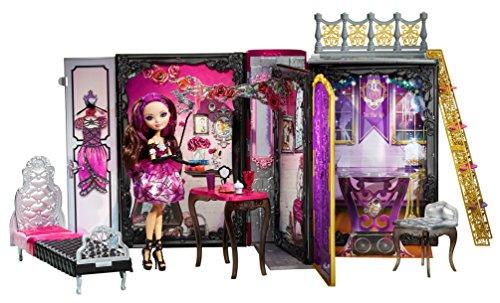 エバーアフターハイ 人形 ドール BJH55 Ever After High Thronecoming Briar Beauty Doll and Furniture Set (Discontinued by manufacturer)エバーアフターハイ 人形 ドール BJH55