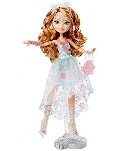 エバーアフターハイ 人形 ドール 【送料無料】Mattel Ever After High Ashlynn Ella Fairest on Iceエバーアフターハイ 人形 ドール
