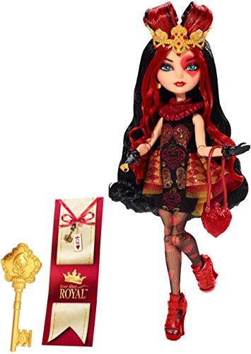 エバーアフターハイ 人形 ドール BJG98 Ever After High Lizzie Hearts Dollエバーアフターハイ 人形 ドール BJG98