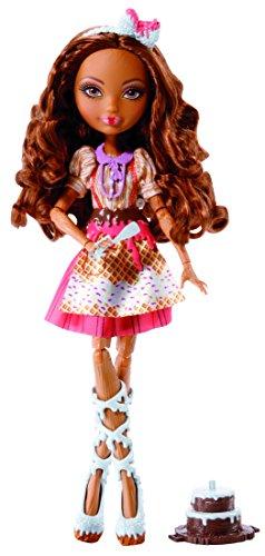 エバーアフターハイ 人形 ドール CHW46 【送料無料】Ever After High Sugar Coated Cedar Wood Dollエバーアフターハイ 人形 ドール CHW46