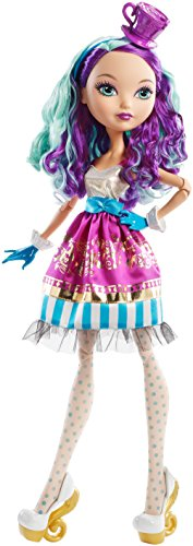 エバーアフターハイ 人形 ドール DMW62 Ever After High Way Too Wonderland Madeline Hatter 17