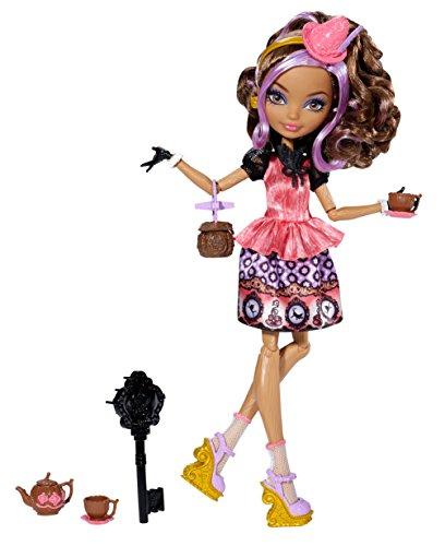 エバーアフターハイ 人形 ドール BJH32 Ever After High Hat-Tastic Cedar Wood Dollエバーアフターハイ 人形 ドール BJH32