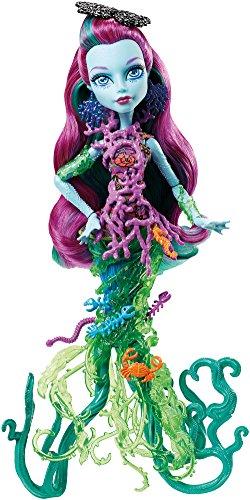 モンスターハイ 人形 ドール DHB48 【送料無料】Monster High Great Scarrier Reef Down Under Ghouls Posea Reef Dollモンスターハイ 人形 ドール DHB48
