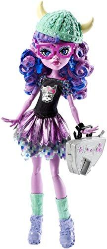 モンスターハイ 人形 ドール CJC62 【送料無料】Monster High Toy - Kjersti Trollson Deluxe Fashion Doll - Daughter of a Troll - Brand-Boo Studentsモンスターハイ 人形 ドール CJC62