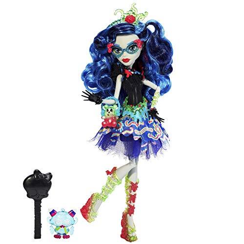 モンスターハイ 人形 ドール 【送料無料】Monster High Sweet Screams - Ghoulia Yelps Doll by Mattelモンスターハイ 人形 ドール