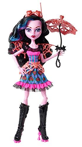 モンスターハイ 人形 ドール BJR38 【送料無料】Monster High Freaky Fusion Dracubecca Dollモンスターハイ 人形 ドール BJR38
