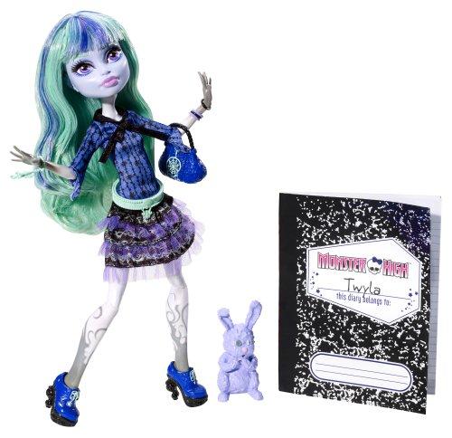 モンスターハイ 人形 ドール Y7708 Monster High 13 Wishes Twyla Dollモンスターハイ 人形 ドール Y7708