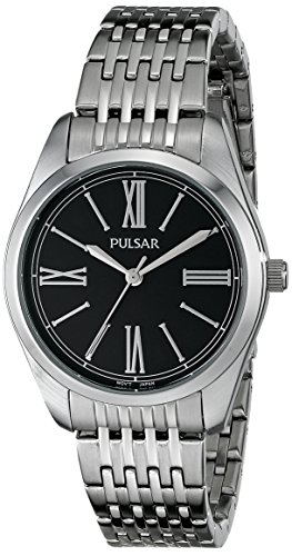 パルサー SEIKO セイコー 腕時計 レディース PG2011 【送料無料】Pulsar Women's PG2011 Analog Display Japanese Quartz Silver Watchパルサー SEIKO セイコー 腕時計 レディース PG2011