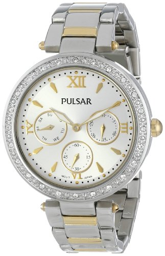 腕時計 パルサー SEIKO セイコー レディース PP6109 【送料無料】Pulsar Women's PP6109 Analog Display Japanese Quartz Gold Watch腕時計 パルサー SEIKO セイコー レディース PP6109