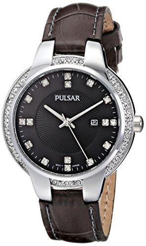 腕時計 パルサー SEIKO セイコー レディース PJ2015 【送料無料】Pulsar Women's PJ2015 Analog Display Japanese Quartz Grey Watch腕時計 パルサー SEIKO セイコー レディース PJ2015