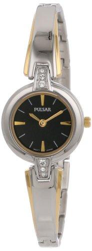 パルサー SEIKO セイコー 腕時計 レディース PTA465 【送料無料】Pulsar Women's PTA465 Fashion Watchパルサー SEIKO セイコー 腕時計 レディース PTA465