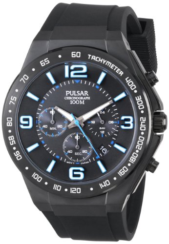 パルサー SEIKO セイコー 腕時計 メンズ PT3405 【送料無料】Pulsar Men's PT3405 Analog Display Japanese Quartz Black Watchパルサー SEIKO セイコー 腕時計 メンズ PT3405