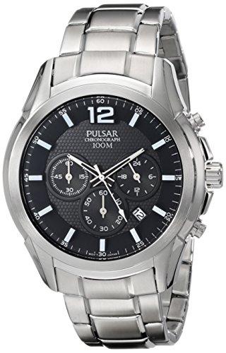パルサー SEIKO セイコー 腕時計 メンズ PT3625 【送料無料】Pulsar Men's PT3625 Analog Display Japanese Quartz Silver Watchパルサー SEIKO セイコー 腕時計 メンズ PT3625