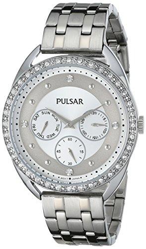 パルサー SEIKO セイコー 腕時計 レディース PP6177 【送料無料】Pulsar Women's PP6177 Analog Display Japanese Quartz Silver Watchパルサー SEIKO セイコー 腕時計 レディース PP6177