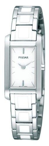 パルサー SEIKO セイコー 腕時計 レディース PEGF67 Pulsar Fashion Steel and Enamel Women's watch #PEGF67パルサー SEIKO セイコー 腕時計 レディース PEGF67