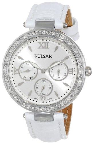 パルサー SEIKO セイコー 腕時計 レディース PP6115 Pulsar Women's PP6115 Analog Display Japanese Quartz White Watchパルサー SEIKO セイコー 腕時計 レディース PP6115