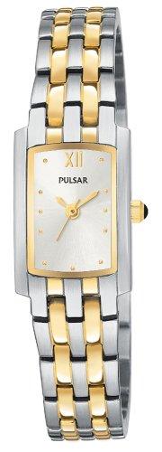 パルサー SEIKO セイコー 腕時計 レディース PC3234 Pulsar Women's PC3234 Dress Two-Tone Stainless Steel Watchパルサー SEIKO セイコー 腕時計 レディース PC3234