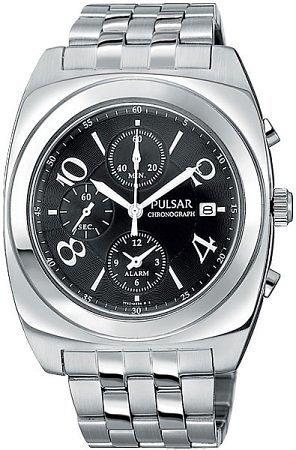 腕時計 パルサー SEIKO セイコー メンズ PF3289 【送料無料】Pulsar Men's PF3289 Alarm Chronograph Watch腕時計 パルサー SEIKO セイコー メンズ PF3289