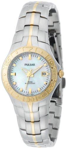 パルサー SEIKO セイコー 腕時計 レディース PXT682 Pulsar Women's PXT682 Dress Sport Two-Tone Watchパルサー SEIKO セイコー 腕時計 レディース PXT682