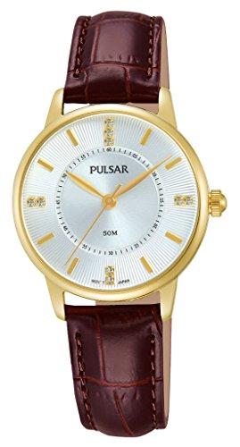 パルサー SEIKO セイコー 腕時計 レディース Quarz Pulsar Ladies Gold Plated Strap Watchパルサー SEIKO セイコー 腕時計 レディース Quarz