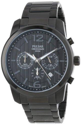 パルサー SEIKO セイコー 腕時計 メンズ PT3287 【送料無料】Pulsar Men's PT3287 Chronograph and Analog Calendar Collections Watchパルサー SEIKO セイコー 腕時計 メンズ PT3287