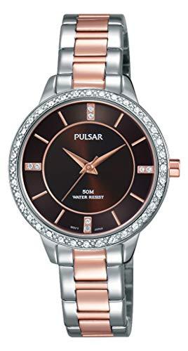 パルサー SEIKO セイコー 腕時計 レディース PH8217X1 Pulsar Womens Analogue Classic Quartz Watch with Stainless Steel Strap PH8217X1パルサー SEIKO セイコー 腕時計 レディース PH8217X1