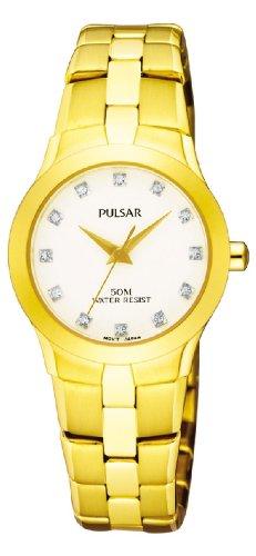 パルサー SEIKO セイコー 腕時計 レディース WHIMS-G1210015 【送料無料】Pulsar Parma Womens Analog Quartz Watch with Stainless Steel Bracelet PTC444X1パルサー SEIKO セイコー 腕時計 レディース WHIMS-G1210015