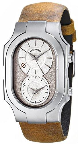 腕時計 フィリップ ステイン メンズ 200-SLG-CAM 【送料無料】Philip Stein Men's 200-SLG-CAM Swiss Signature Analog Display Swiss Quartz Brown Watch腕時計 フィリップ ステイン メンズ 200-SLG-CAM