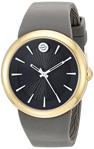フィリップ ステイン 腕時計 レディース F36G-LCB-GR 【送料無料】Philip Stein ' Japanese Quartz Stainless Steel and Silicone Watch, Color:Grey (Model: F36G-LCB-GR)フィリップ ステイン 腕時計 レディース F36G-LCB-GR