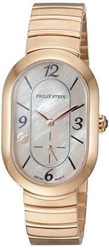 フィリップ ステイン 腕時計 レディース 74RGP-FMOP-MSSRGP 【送料無料】Philip Stein Women's Modern Swiss-Quartz Watch with Stainless-Steel Strap, Gold, 13.97 (Model: 74RGP-FMOP-MSSRGP)フィリップ ステイン 腕時計 レディース 74RGP-FMOP-MSSRGP