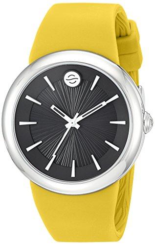 フィリップ ステイン 腕時計 レディース F36S-LCB-Y 【送料無料】Philip Stein ' Japanese Quartz Stainless Steel and Silicone Watch, Color:Yellow (Model: F36S-LCB-Y)フィリップ ステイン 腕時計 レディース F36S-LCB-Y