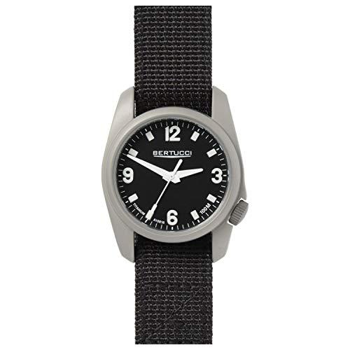 ベルトゥッチ 逆輸入 海外モデル 海外限定 アメリカ直輸入 4331821284 【送料無料】Bertucci A-1T Titanium Watch Black -Black Nylonベルトゥッチ 逆輸入 海外モデル 海外限定 アメリカ直輸入 4331821284