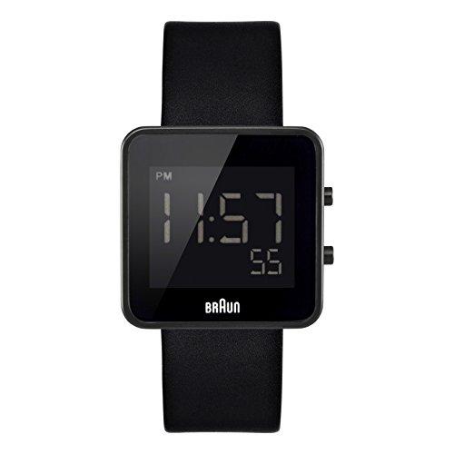 ブラウン 腕時計 メンズ BN0046BKBKG Braun Men's BN0046BKBKG Digital Digital Display Quartz Black Watchブラウン 腕時計 メンズ BN0046BKBKG