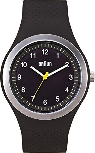 ブラウン 腕時計 メンズ BN0111BKBKG Braun Men's BN0111BKBKG Sport Analog Display Quartz Black Watchブラウン 腕時計 メンズ BN0111BKBKG