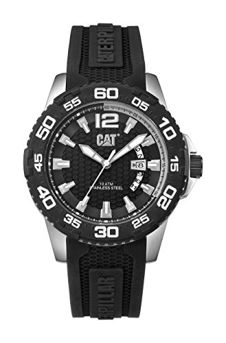 キャタピラー タフネス 腕時計 メンズ 頑丈 PW.141.21.121 Caterpillar Watch PW 141 21 121キャタピラー タフネス 腕時計 メンズ 頑丈 PW.141.21.121
