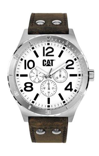 キャタピラー タフネス 腕時計 メンズ 頑丈 NI14935232 CAT WATCHES Men's NI14935232 Camden Analog Watchキャタピラー タフネス 腕時計 メンズ 頑丈 NI14935232