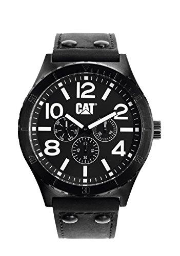 キャタピラー タフネス 腕時計 メンズ 頑丈 NI169343131 CAT Men's NI169343131 Camden Analog Watchキャタピラー タフネス 腕時計 メンズ 頑丈 NI169343131