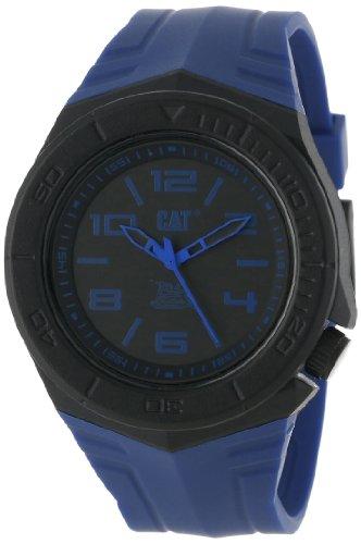 キャタピラー タフネス 腕時計 メンズ 頑丈 LA11126136 【送料無料】CAT WATCHES Men's LA11126136 Wave Analog Watchキャタピラー タフネス 腕時計 メンズ 頑丈 LA11126136