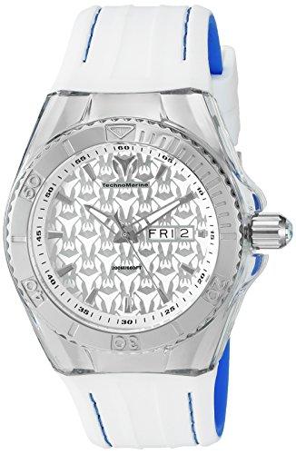テクノマリーン 腕時計 メンズ TM-115151 【送料無料】Technomarine Men's 'Cruise Monogram' Swiss Quartz Stainless Steel Casual Watch (Model: TM-115151)テクノマリーン 腕時計 メンズ TM-115151